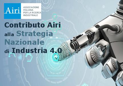 Airi: contributo alla strategia nazionale di Industria 4.0