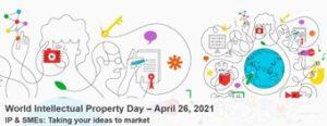 26 aprile giornata mondiale della proprietà intellettuale