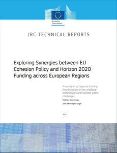 Exploring Synergies between EU Cohesion Policy and Horizon 2020