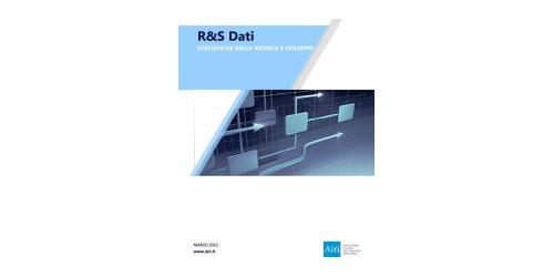 R&S Dati statistici marzo 2021