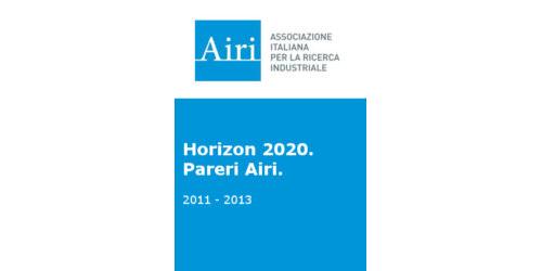 Ruolo di Horizon 2020 e interazione con il sistema della ricerca nazionale
