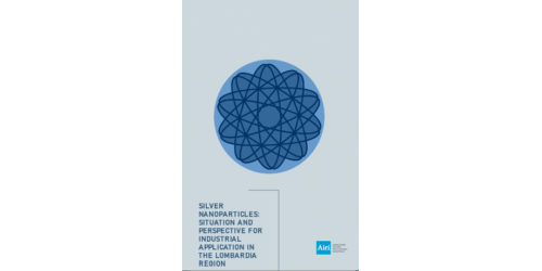 Silver nanoparticles: situation and perspective for industrial application in the Lombardia region