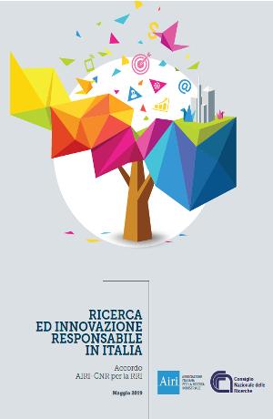 300×460 Report Ricerca e Innovazione Responsabile 2019